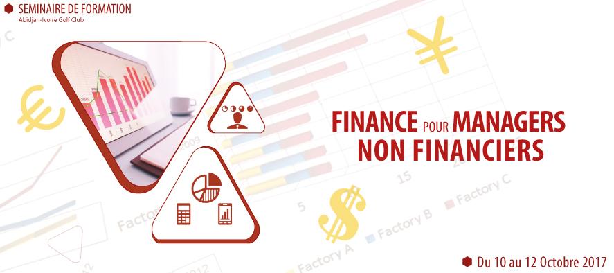 Finance pour Manager non financier