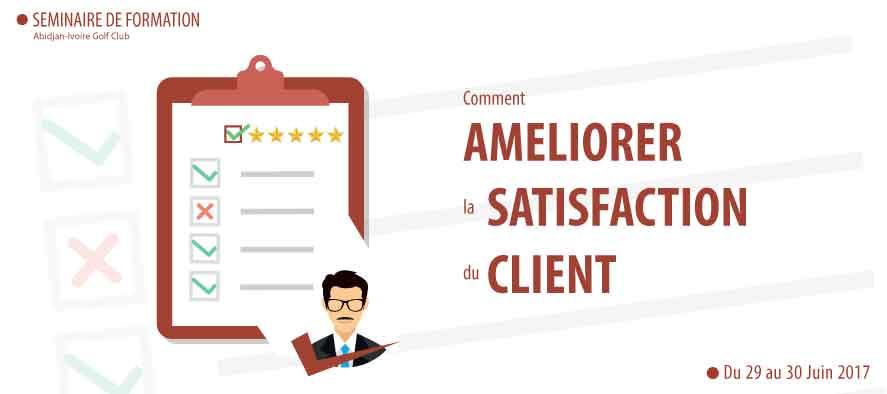 Ameliorer Satisfaction Client