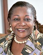 Dr Eliane Ekra