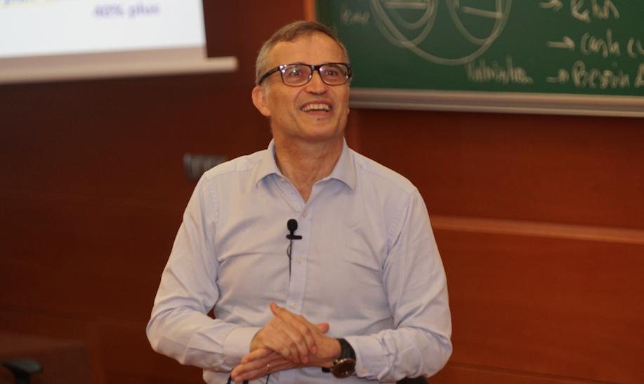 Professeur Xavier Santoma