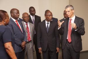 visite du ministre Adama Koné